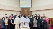 2021년 2월 14일 교회창립 62주년 기념 예배