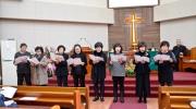 2016년 1월 제직 헌신 예배